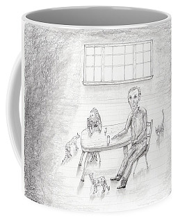 At The Table Coffee Mug