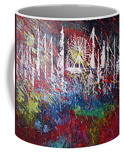 At The Top Coffee Mug
