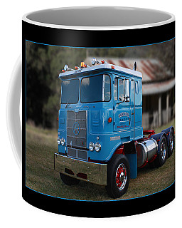 Coffee Mug featuring the photograph Atkinson Prime Mover by Keith Hawley