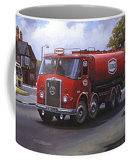 Atkinson Tanker Coffee Mug by Mike  Jeffries