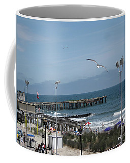 Atlantic City 2009 Coffee Mug by HEVi FineArt
