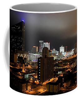 Atlantic City At Night Coffee Mug