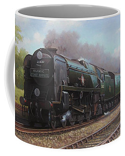 Atlantic Coast Express Coffee Mug