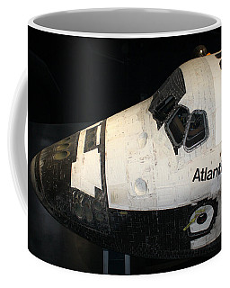 Atlantis Coffee Mug by David Nicholls