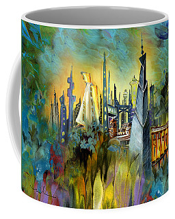 Atlantis Coffee Mug