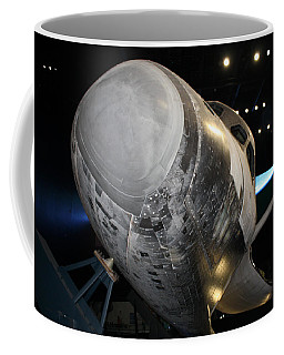 Atlantis Nose Coffee Mug by David Nicholls
