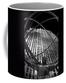Atlas Rockefeller Center Coffee Mug