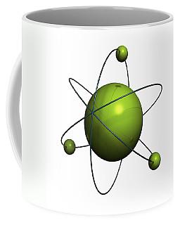 Atom Structure Coffee Mug