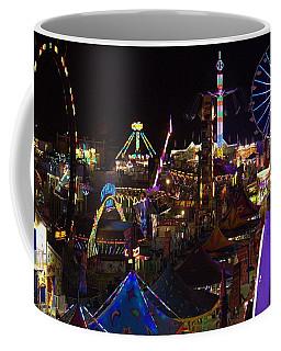 Atop The Carnival Coffee Mug