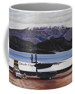 Atr 72 - Arctic Bay Coffee Mug