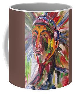 Atsila, Native American Coffee Mug