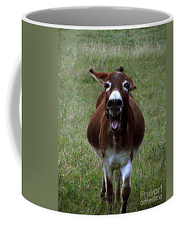 Coffee Mug featuring the photograph Attack by Peter Piatt