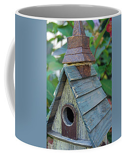 Attic Space Coffee Mug by Jani Freimann