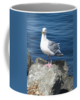 Attitude Coffee Mug by David Trotter
