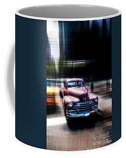 attracting curves III2 Coffee Mug