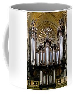 Auch Organ Coffee Mug