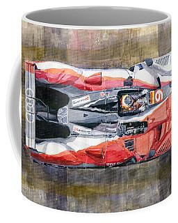 Audi R15 Tdi Le Mans 24 Hours 2010 Winner  Coffee Mug
