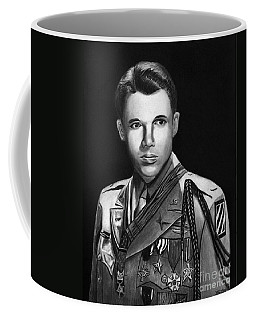Audie Murphy Coffee Mug