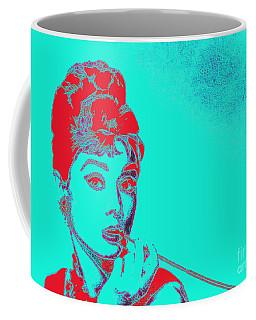 Audrey Hepburn 20130330v2p128 Coffee Mug