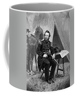 August 1861 Portrait General Nathaniel Coffee Mug
