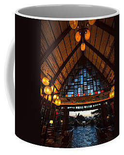 Aulani Lobby Coffee Mug