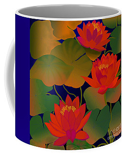 Aura Coffee Mug by Latha Gokuldas Panicker