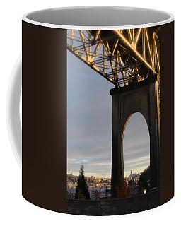 Aurora Bridge Seattle Washington  Coffee Mug