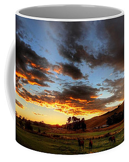 Aurora Equus Coffee Mug by Peter Mooyman