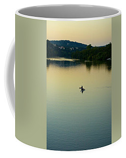 Austin Lady Bird Lake Coffee Mug