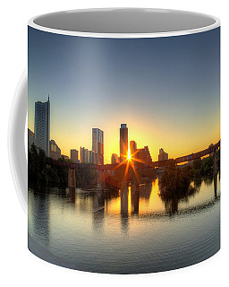 Austin Sunrise Coffee Mug
