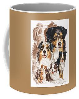 Australian Shepherd Revamp Coffee Mug