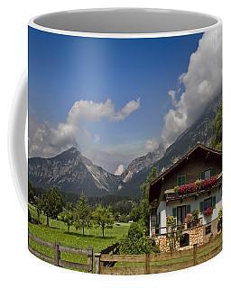 Austrian Cottage Coffee Mug