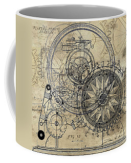 Autowheel II Coffee Mug by James Christopher Hill