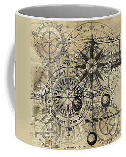 Autowheel IIi Coffee Mug by James Christopher Hill