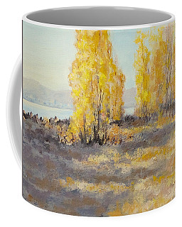 Autumn Abandon Coffee Mug