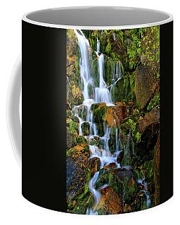 Autumn Along Summit Creek Coffee Mug