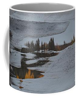 Autumn Arising Coffee Mug by Brian Boyle