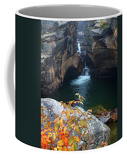 Autumn At The Grotto Coffee Mug