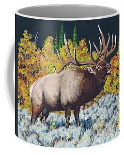 Autumn Challenge Coffee Mug