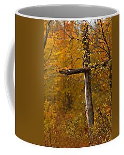Autumn Cross Coffee Mug