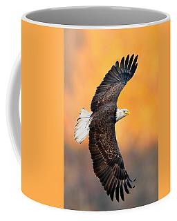 Autumn Eagle Coffee Mug