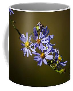 Autumn Floral Coffee Mug
