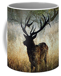 Coffee Mug featuring the photograph Autumn Forest Walk In Denmark  by Colette V Hera  Guggenheim