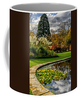 Autumn Garden Coffee Mug