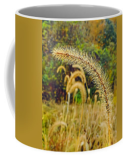 Autumn Grass Coffee Mug