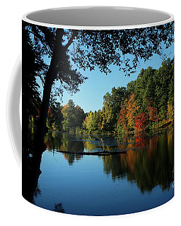 Autumn Grotto Coffee Mug