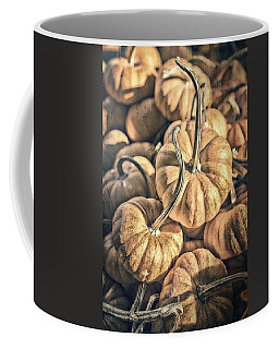 Autumn Grunge Coffee Mug