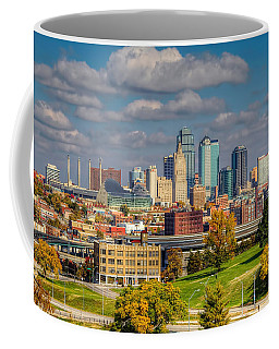 Autumn In Kansas City Coffee Mug