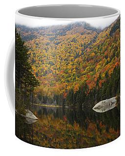 Autumn In Kinsman Notch Coffee Mug