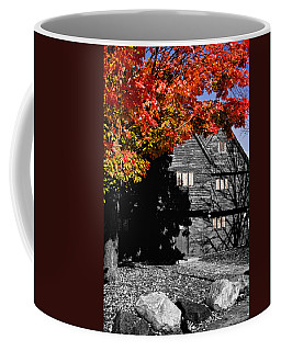 Autumn In Salem Coffee Mug